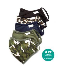 van Laack-Community-Maske camouflage (5 Stück)